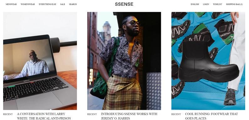 SSENSE Blog